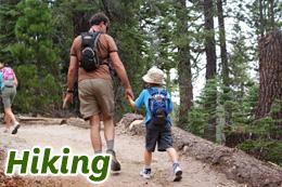 mammoth-hiking